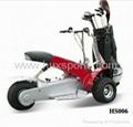 Electric Golf Trike B   y Carts Trolley