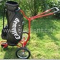 Aluminum Push Golf Trolley B   y Carts