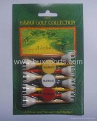 Golf tee(wood)