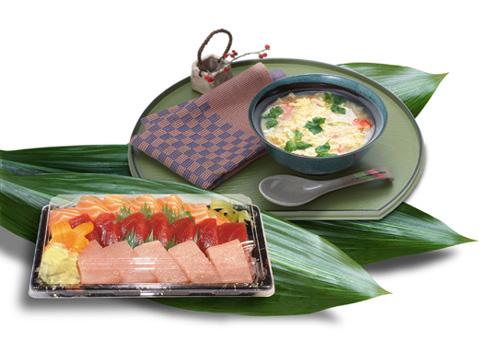 Sushi tray / Sashimi tray 1