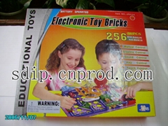 Electronic Toy Bricks