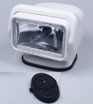 多用途无线遥控探照灯及聚光灯 1