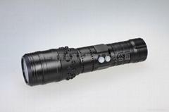 LED-006A 可變光手電