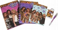 5pcs Notebook Set