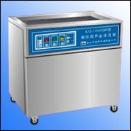 单槽式数控超声波清洗器 1