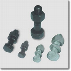 High Strength Large Hexagon Head Bolts&Nuts