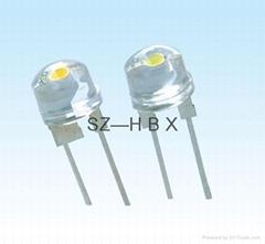 直插大功率LED