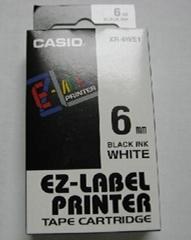 原裝卡西歐色帶XR-6WE1,特價銷售
