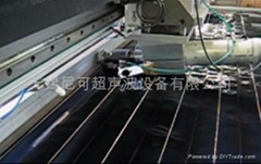 太陽能集熱板焊接機