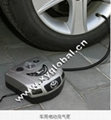 Mini Air Compressor for car tyre inflation(XY-9637)