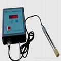 Environment monitoring meter