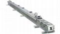 PVC profile extrusion moulds/extrusion
