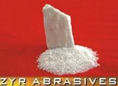 white fused aluminium oxide