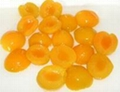 canned apricot halves