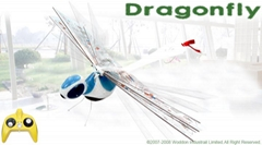 Dragonfly radio-controlled (RC)airplane