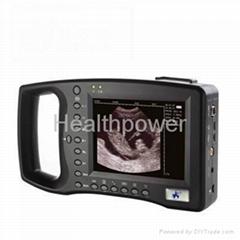 Handheld vet ultrasound scanner