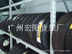 汽車用品貨架