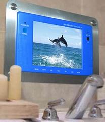 8寸防水环保真彩液晶电视