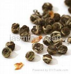 Jasmine Dragon Pearls - Moli Long Zhu