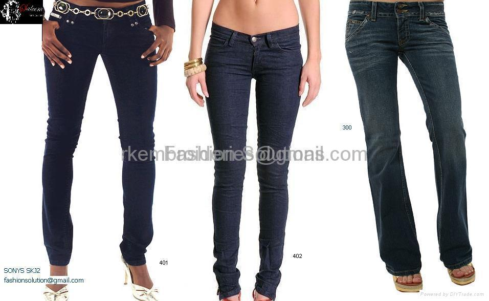 pencil skinny jeans - Jean Yu Beauty