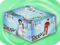 advertisement box tissue