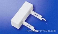 插片式水泥電阻,老化電阻,金屬殼電阻