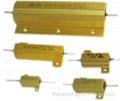 金属铝外壳电阻,线绕电阻,铝壳
