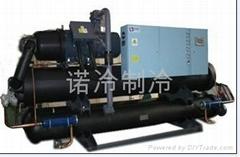 水(地)源熱泵機組