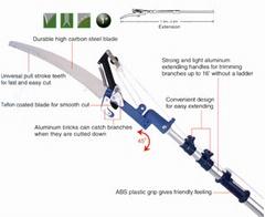 Telescopic Tree Pruner