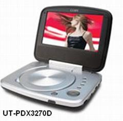portable dvd player, UT-DPX3270D