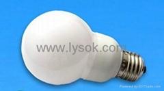 LED球泡灯,奶白球泡灯,38粒装,2W