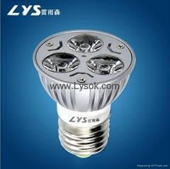 LYS-QS-3 3WLED大功率燈杯