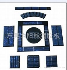 东莞太阳能滴胶板