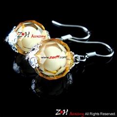 韓國飾品耳飾ZH898011