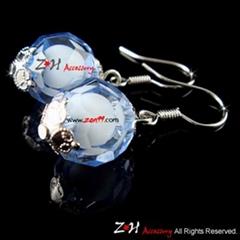 韓式飾品耳環ZH898012