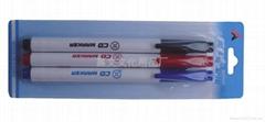 CD笔 C-4001 荧光笔  记号笔  白板笔