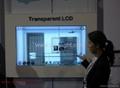 Offer Samsung transparent LCD module