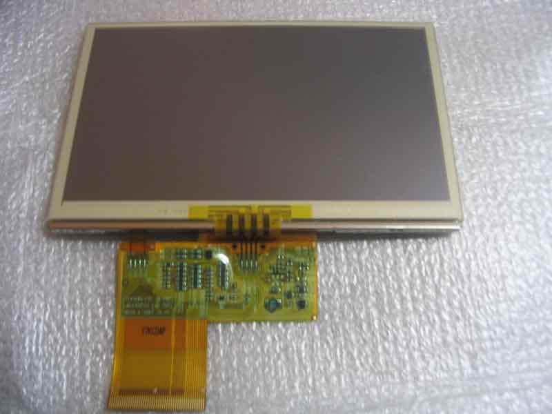 4.8inch TFT LCD Module,800x480 LTE480WV-F01 1