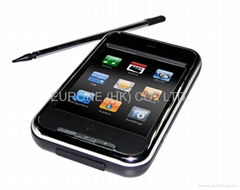 2.8 inch Touch Screen MP4 Player (iphone look)