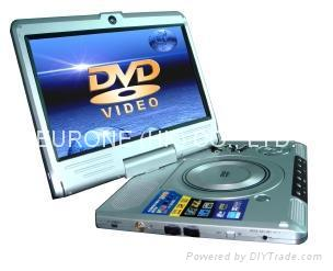 "11.3"" portable DVD player"