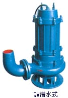 QW型系列潜水式排污泵