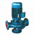 GW型系列管道式排污泵