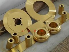 供應五金配件PVD鍍鈦加工