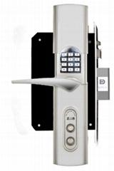 智能防盗门锁