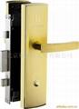 智能防盜門鎖 4