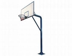 獨臂籃球架