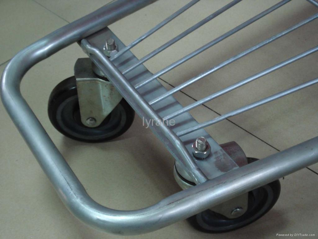 plastic shopping trolley 5