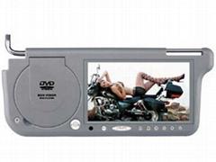 Sunvisor DVD with TV