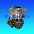 Turbocharger Isuzu 4JX1