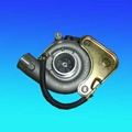 Turbocharger 17201-54090